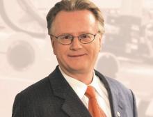 Andreas Lapp ist Vorstandsvorsitzender der Lapp Holding AG
