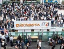 """""""IT2Industry"""", der Themenbereich der Automatica, bringt zwei Welten zueinander, die IT und die Automatisierung"""