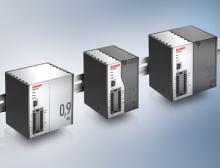 Die neue USV-Serie umfasst derzeit eine kapazitive und zwei batteriegestützte Varianten