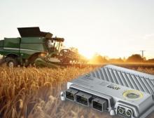 Auf der Agritechnica 2019 stellt B&R eine X90-Steuerung mit integrierter Sicherheitstechnik für Agrarmaschinen vor