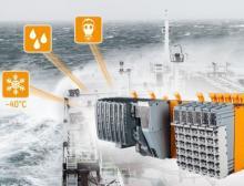 Die Zertifizierungen von GL, DNV, KR, LR und ABS ermöglichen einen noch einfacheren und umfassenderen Einsatz des Steuerungs- und I/O-Systems X20 von B&R im maritimen Umfeld