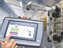 Mit der Comau Next Generation Programming Platform und Siemens Simatic Robot Library können Unternehmen Comau-Roboter mit Siemens-Software und -Systemen leicht programmieren und steuern