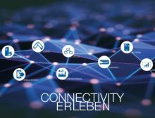 """Unter dem Messe-Motto """"Connectivity erleben"""" zeigt Yaskawa auf der virtuellen """"SPS Connect"""", was Konnektivität auf allen Ebenen vernetzter Industrie 4.0 Umgebungen bedeutet"""