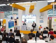 Das Zentrum der Digital Energy befindet sich in Halle 12