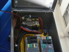 Kompakte Schaltschränke mit definierten Schnittstellen