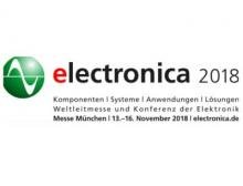 Die Electronica ist die Weltmesse und Konferenz der Elektronik