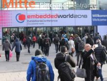 Embedded World endet 2018 erneut mit Rekordergebnissen