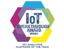 """Emerson hat den IoT Breakthrough Award 2021 für """"Analyseplattform des Jahres"""" gewonnen"""