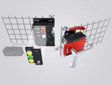 Die Schutztürabsicherung MGB2 Modular steht für maximale Flexibilität