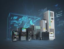 Durch neue Baugrößen, neu angeordnete Steckverbindungen und das Control Unit Adapter Kit CUA20 sparen die Frequenzumrichter von Siemens Platz
