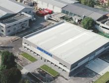 Gefran hat sein Werk in Gerenzano um eine neue Halle erweitert, um dem starken Wachstum des Auszugs-Geschäft gerecht zu werden