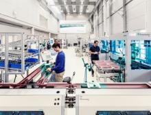 Der Einsatz von Gleichstrom hat viel Effizienzpotenzial in Produktion und Montage