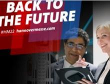 Die Hannover Messe 2022 soll vom 25. bis 29. April als physische Messe ausgerichtet werden