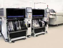 Mit den neuen Aimex IIIc-Bestückungsautomaten von Fuji hat Hesch seine Fertigungskapazitäten deutlich erhöht
