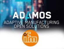 IFM ist neues Mitglied der Adamos-Allianz