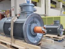 Menzel erhöht die Lagerhaltung, um IP67-Motoren noch schneller liefern zu können