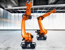 Kuka Roboter Quantec
