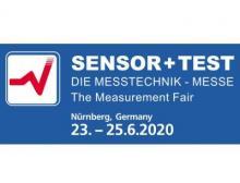 Logo Sensor+Test 2020