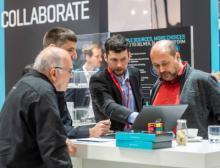 Impression von der PCIM 2019 in Nürnberg