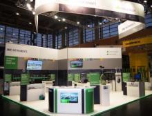 GMC-I Messestand SPS 2019