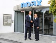 Dipl. Kfm. Univ. Manfred Braun verstärkt die Noax-Geschäftsleitung