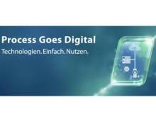 """Das Leitthema der PI-Konferenz 2021: """"Process Goes Digital. Technologien. Einfach. Nutzen"""""""