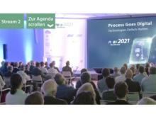 1.200 Teilnehmer der rein virtuellen PI-Konferenz hatten die Wahl zwischen über 80 zukunftsweisenden Vorträgen