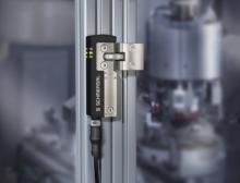 Die Sicherheitszuhaltung AZM40 verfügt über eine Zuhaltekraft von 2.000 Newton
