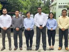 Das Team der Schmersal Thailand Co. Ltd in Bangkok