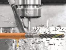 Die neue Chainflex Servoleitung ist speziell für den dynamischen Einsatz an Fanuc Antrieben in Werkzeugmaschinen entwickelt