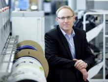 Sieb & Meyer Technik-Vorstand Torsten Blankenburg