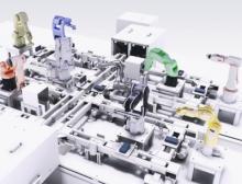 Universelle Schnittstelle ermöglicht Integration aller Roboterhersteller