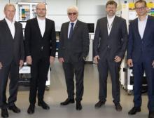Der Vorstand der Technologie-Initiative Smart Factory KL e.V.