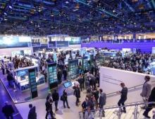 Messegeschehen auf der SPS 2019 - hier Siemens in der Frankenhalle