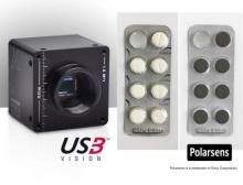 Kameras mit polarized Sensor bieten im Vergleich zu herkömmlichen Industriekameras interessante neuartige Möglichkeiten