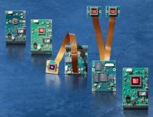Neue Embedded-Vision-Systeme mit schnellen CMOS-Bildsensoren mit mittleren und hohen Auflösungen sind in kompakten Konfigurationen für OEM-Projekte verfügbar