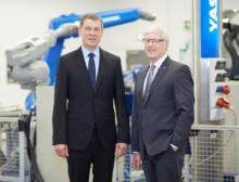 Änderung in der Geschäftsführung der Yaskawa Europe GmbH