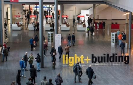 Verschoben: Light + Building findet im September 2020 statt